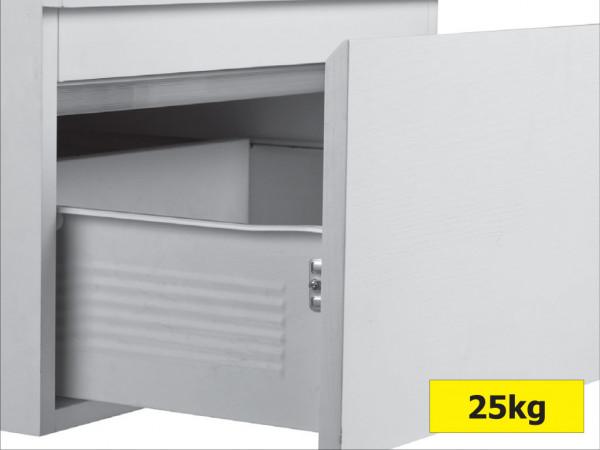 Sambox Drawer Set - 150mm Cream