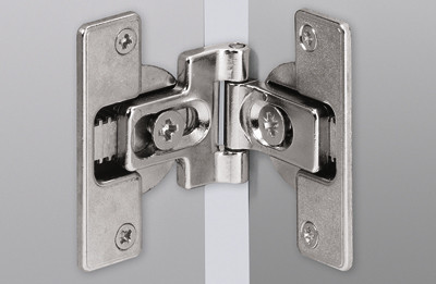 Hettich 180 Centre Hinge folding doors - Screw In Fit